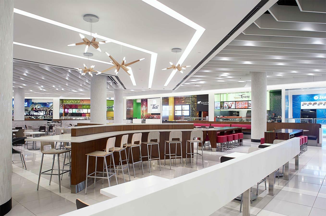 Rideau Center Ottawa Light Abilities