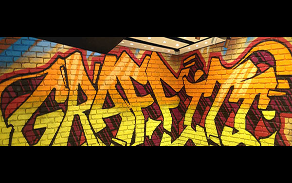 Graffiti Led By Specialty Lighting Industries Light Abilities