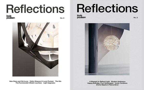 louis poulsen s reflections magazine light abilities